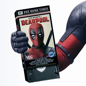 Deadpool Blu-Ray, VHS and Laser-Disc release date revealed!