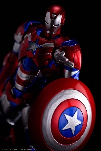 Sentinel Reveals Re:Edit Iron Patriot