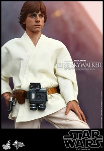 Hot Toys A New Hope Luke Skywalker Revealed