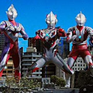 Watch the Ultraman X Movie Trailers!