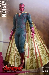 Hot Toys Finally Reveals The Vision
