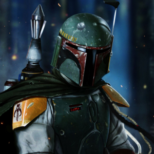Star Wars Anthology II: Boba Fett?