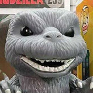 Funko Unveils Their New Godzilla POP Vinyl Figure!