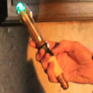 Doctor Who: Series 8 filming footage and images of Capaldi's Sonic Screwdriver!
