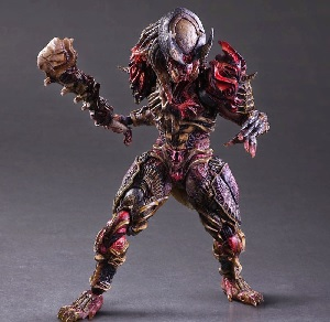 Play Arts Kai Variant Predator Revealed