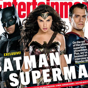 New Batman v Superman: Dawn of Justice Pics Released!