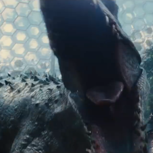 New Jurassic World Teaser Trailer Released! Tons of New Footage Revealed!