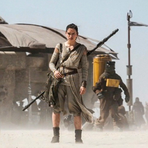 Meet Star Wars: The Force Awakens Rey AKA Daisy Ridley!