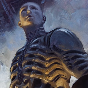 First Look at Prometheus: Life and Death #1 Cover Art!