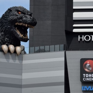 Godzilla officially made a Tokyo citizen and Ambassador!