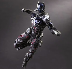 Play Arts Kai Arkham Knight Officially Revealed