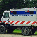 New Photo of Jurassic World Mobile Veterinary Unit Vehicle Leaked!