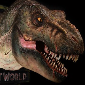 Chronicle Collectibles Reveal The Lost World: Jurassic Park T-Rex Bust!
