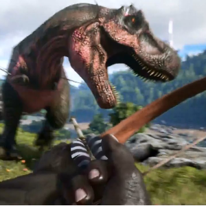 Skyrim meets Jurassic Park - ARK: Survival Evolved is the open-world Dinosaur game everyone will be playing