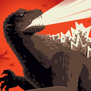 Godzilla News - Mondo Reveal Epic New Godzilla Posters For Their New Exhibit This May!