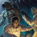 Here's a first look inside Dark Horse Comics' upcoming Prometheus series!