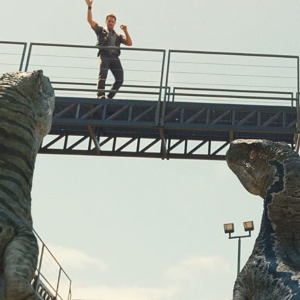 Jurassic World's Indominus Rex Attacks Pterosaurs & The Raptor Squad Sport Some Headgear in Latest TV Spot!