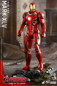 Hot Toys Reveals Age Of Ultron Iron Man Mark 45 Figure