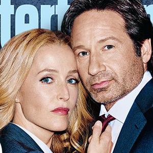 David Duchovny, Gillian Anderson & Chris Carter Talk about the X-Files Revival!