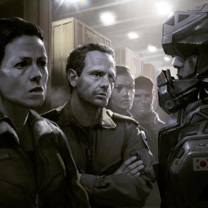 Neill Blomkamp Releases New Alien 5 Concept Art, Says Production is Going Very Well!