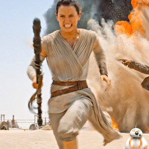 First Star Wars: The Force Awakens movie clip released!