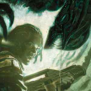 Dark Horse Comics reveal Aliens: Defiance at the NYCC!
