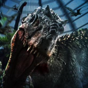 New Jurassic World Indominus Rex Promotional Image Released!