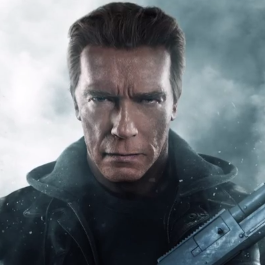Arnold Schwarzenegger's T-800 Featured In New Terminator Genisys Motion Poster!