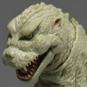 First Look at NECA's Godzilla 1954 Figure Prototype!