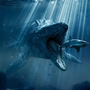Second of Three Jurassic World Posters Released Before Mondays Trailer!