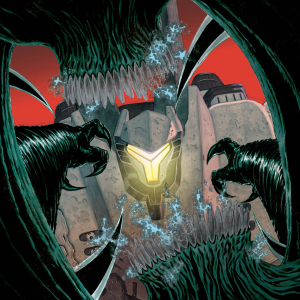 Pacific Rim: Tales from the Drift Comic Available Today!