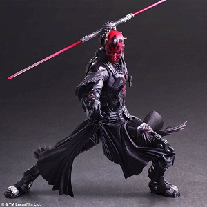 Star Wars Play Arts Variant Darth Maul Revealed