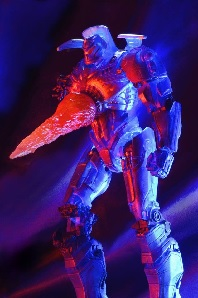 NECA TRU Exclusive Pacific Rim Anteverse Gipsy Danger Revealed