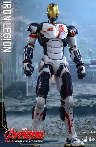 Check Out The Hot Toys Age of Ultron Iron Legion Figure