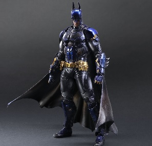 Play Arts Kai SDCC Arkham Knight Batman Revealed