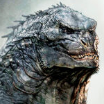 Early concept art reveals what Godzilla almost looked like in the new movie!