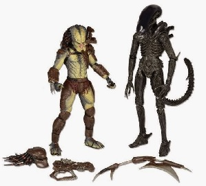 NECA Teases New AvP Products