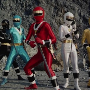 Kakuranger North American DVD Release Date Announced