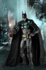NECA 1/4 Scale Arkham Knight Batman Images & Info