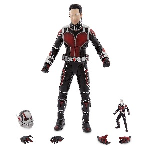 Exclusive Marvel Select Ant-Man Unveiled