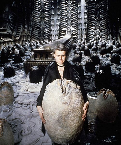 HAPPY BIRTHDAY HR GIGER!!!