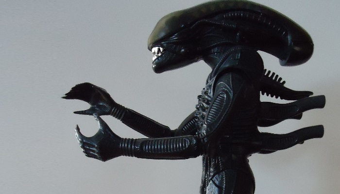 1979 Kenner Alien Action Figure