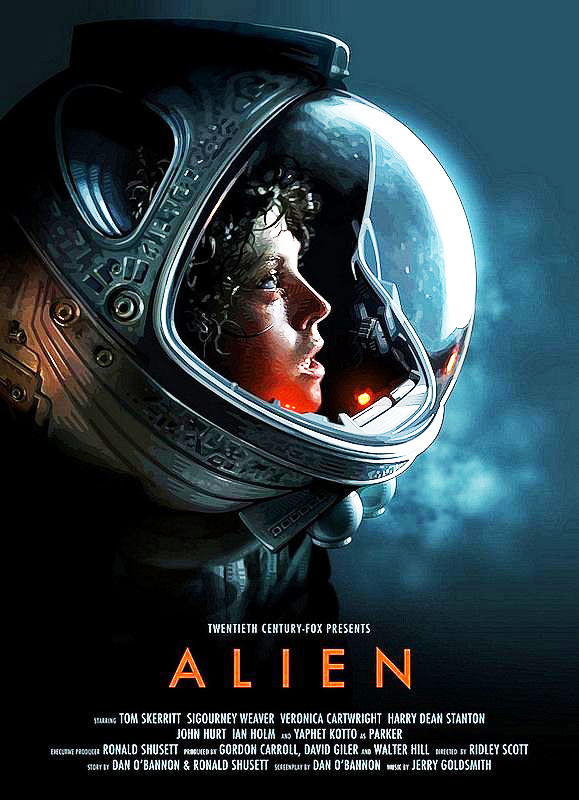 Alien: Warrant Officer Ellen Ripley born 2092