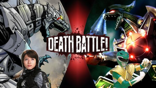 What were your thoughts on Dragonzord vs Mechagodzilla