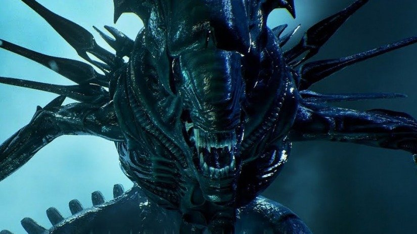 Best Portrayal of the Alien