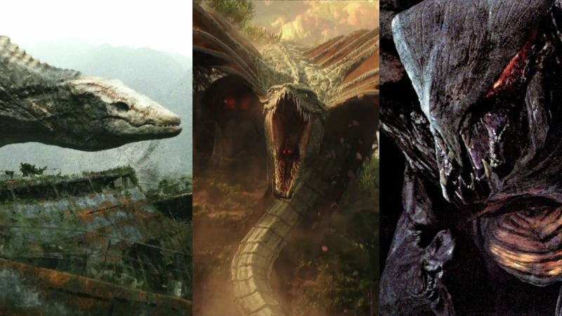 Which antagonistic accesory Monsterverse Titan was the best?