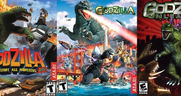 Petition to bring back the Godzilla Games