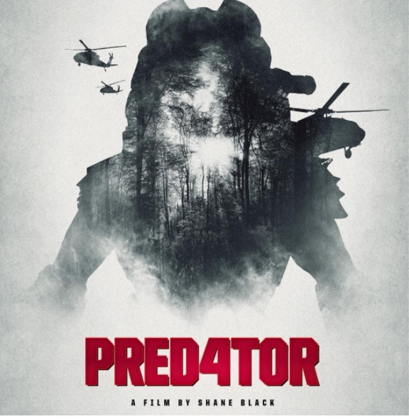 Finally a little bit of activity for The Predator!!!