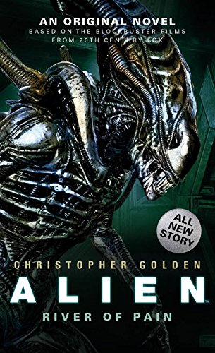 Alien: River of Pain connection to Dark Horse Fire and Stone Prometheus