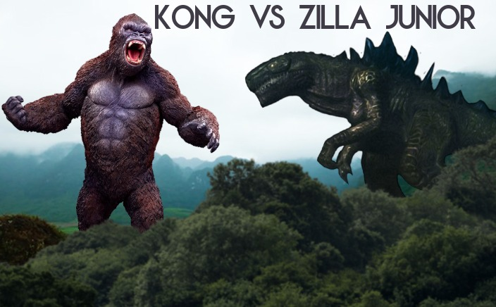 Kaiju Fights you want to see made into a banner